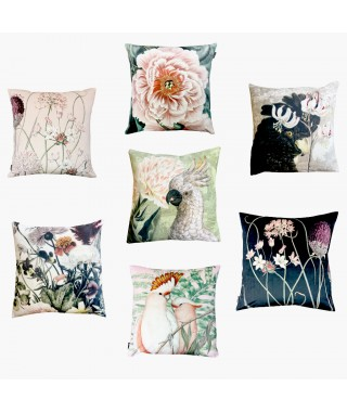 "Vanilla Fly ""Velvet Pillows"" - cover cuscino collezione"