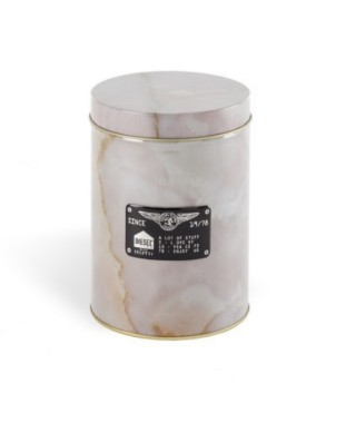 """Seletti """"Diesel Living with Seletti"""" - Survival Boxing System Alumarble scatole Round"""