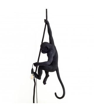 "Seletti ""Monkey lamp"" - lampada da soffitto - Celling  Lamp - Indoor e outdoor"