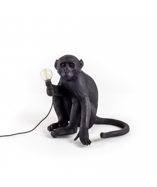 "Seletti ""Monkey lamp"" - lampada da appoggio - Sitting lamp - indoor/outdoor"