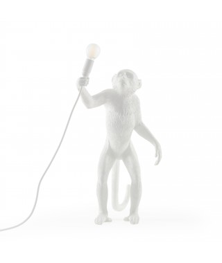 "Seletti ""Monkey lamp"" - lampade da soffitto - Celling  Lamp - Indoor"