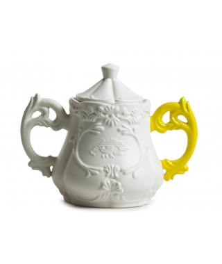 I-Sugar Bowl(I-Wares) - manico giallo