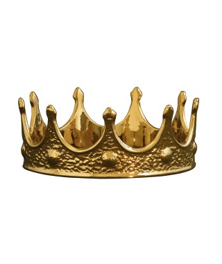 "Seletti ""Memorabilia"" - My Crown gold"