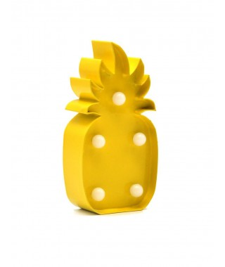 "Pusher ""Pina"" - mini metal ananas"