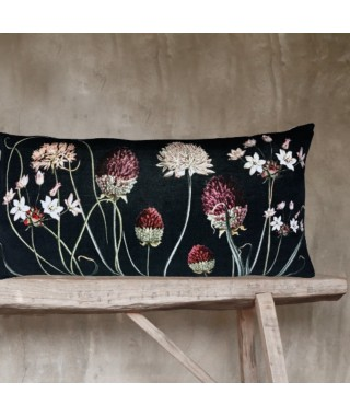 "Vanilla Fly ""Velvet Pillows"" -  Cuscino in velluto 80x40 - Allium Pudeband"