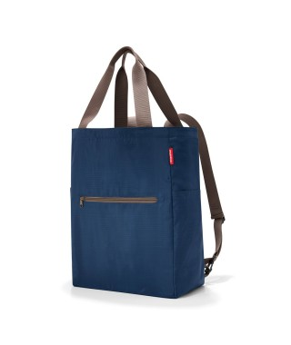 "Reisenthel ""Mini maxi 2-in-1"" - Shopper Blu"