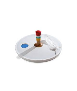 "Seletti ""Spinny Top"" Bathroom Scale - Bilancia Pesapersona"