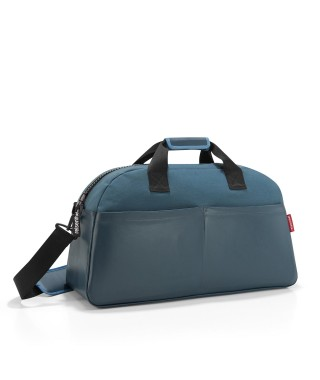 "Reisenthel ""Overnighter Canvas"" - borsa ventiquattr'ore blu"