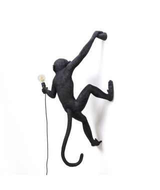 "Seletti ""Monkey Lamp"" Hanging Version Right Hand, Outdoor - Lampada da Parete"