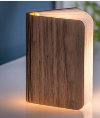 "Gingko ""Mini Smart Booklight "" - mini lampada libro"