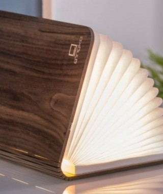 "Gingko ""Smart Booklight "" - lampada libro"