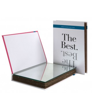 "Creativando ""Mirror Book"" - specchio-libro The best"