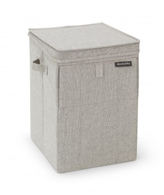 "Brabantia ""Stackable"" - Portabiancheria impilabile -Grey - linn"