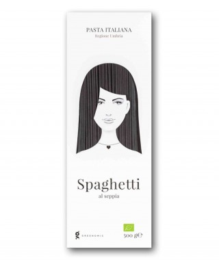 "Greenomic ""Good Hair Day"" - Spaghetti al seppia"
