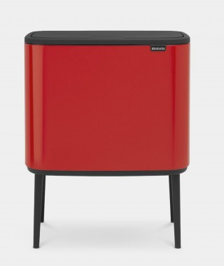 "Brabantia ""Bo Touch Bin"" - Pattumiera Red"