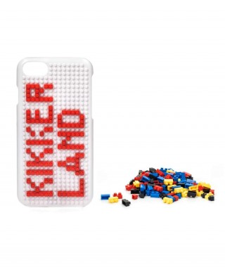"""Kikkerland """"Built your own Phone case"""" - cover iPhone 6/7"""