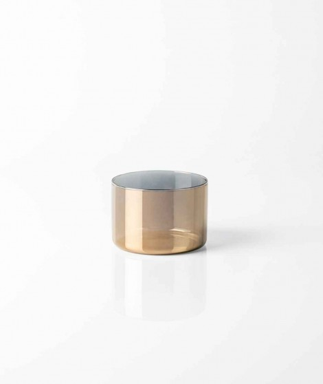 """Knindustrie """"Lime Lux"""" - Tumbler Basso Oro"""