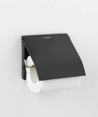 "Brabantia ""Bathroom""- Portarotolo da toilette White 