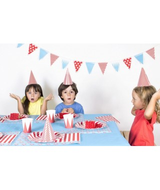 "Doiy ""My party box"" - set per festa a tema"