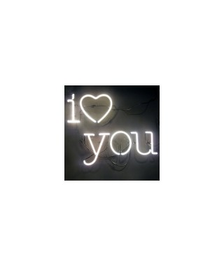 "Neon Art ""I love you"""
