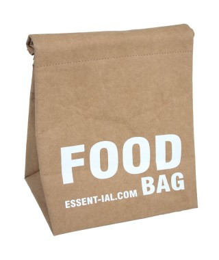 "Essent'ial ""I like food"" - sacchetto food bag"