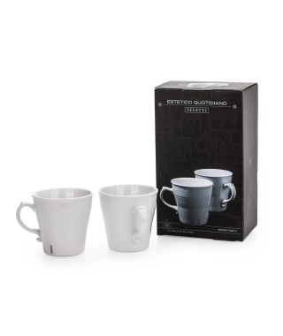 "Seletti ""Estetico Quotidiano"" - set 2 mugs gift edition"
