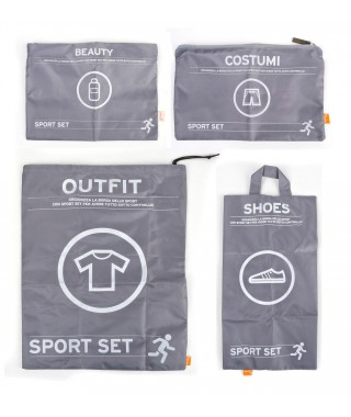 "Pusher ""Sport set"" - set buste sport"