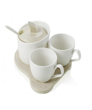 "Brandani ""Square"" - coffee set"