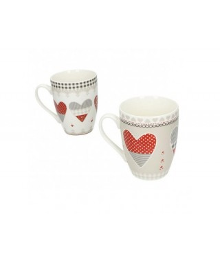 "Brandani ""Happy Day"" - mug set 2 pz"