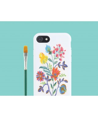 """Kikkerland """"Paint your own Phone case I7""""- cover iPhone 7"""