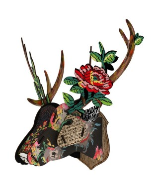 "Miho ""Eco Deer Heads"" - Join The Club"