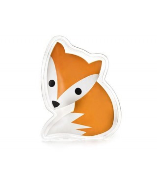 "Kikkerland ""Hot/Cold pack fox"" - borsa caldo/freddo"