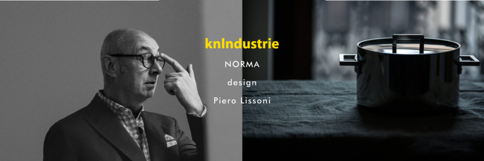 "KnIndustrie ""Norma"" design by Piero Lissoni"