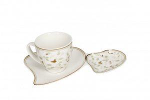 Brandani-52215-tazzina-caffe-c-vassoietto-doppiocuore-ali-dorate-porcellana