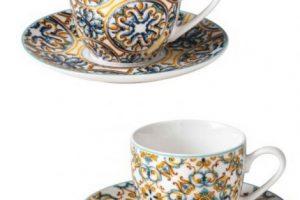 MEDICEA - Tazzina da caffè set 2 pezzi
