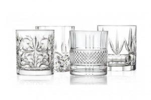 CRYSTAL GLASS - Bicchieri Spirit