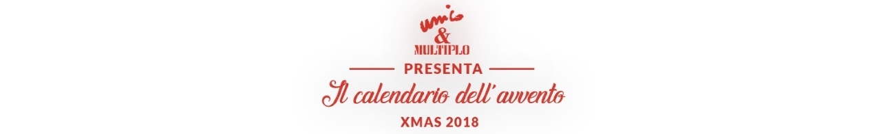 Logo Calendario dell'Avvento XMAS2018